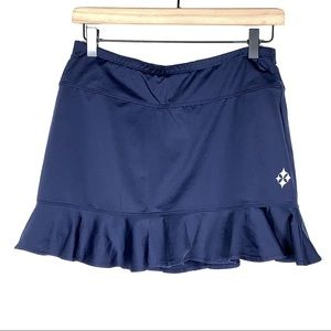 JoFit All navy blue tennis golf skort skirt